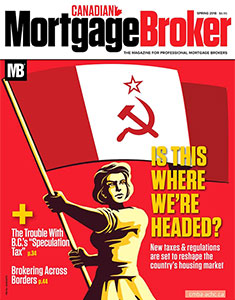 Canadian Mortgage Broker Magazine Winter 2018